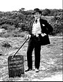 Gene Barry Bat Masterson Tombstone Arizona 1960.JPG