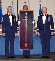 General Duncan McNabb Order of the Sword