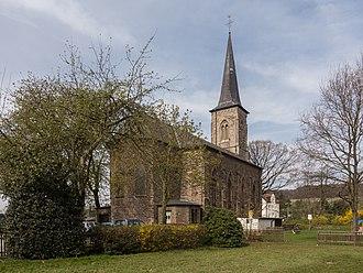 Sprockhövel - Gennebreck, reformed church: Kirche Herzkamp