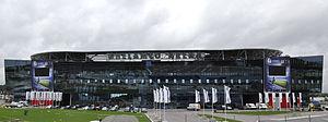 Ghelamco Arena - Image: Gent Ghelamco Arena panorama