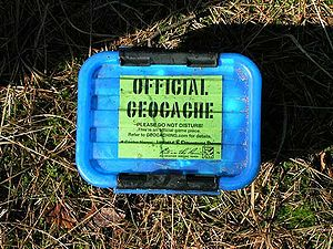 http://upload.wikimedia.org/wikipedia/commons/thumb/7/73/Geocache.jpg/300px-Geocache.jpg