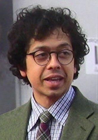Geoffrey Arend - Arend in September 2011