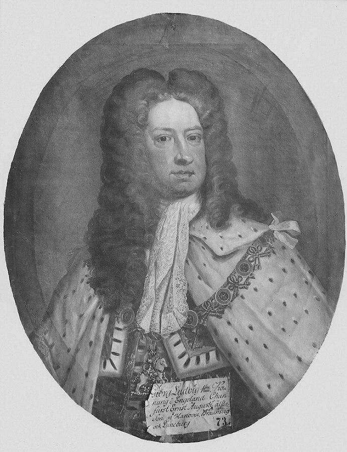 Georg I, 1660-1727, konung av England