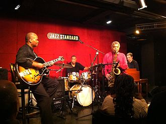 George Coleman - Image: George Coleman at the Jazz Standard, October 2012