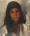 George Demetrescu Mirea - Portret de tanara.jpg