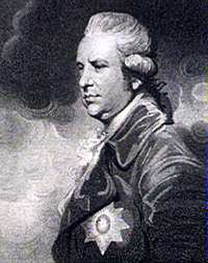 George Macartney, 1st Earl Macartney - Lord Macartney