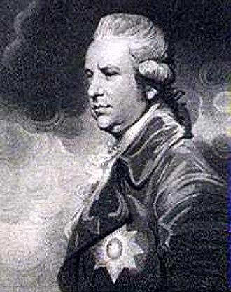 George Macartney, 1st Earl Macartney - Lord Macartney
