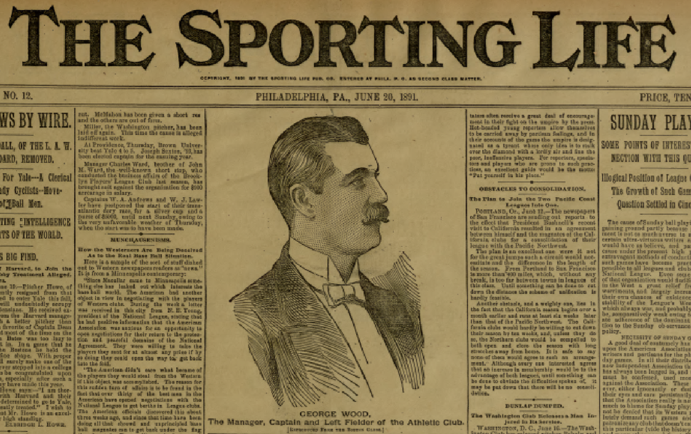 George Wood (The Sporting Life)