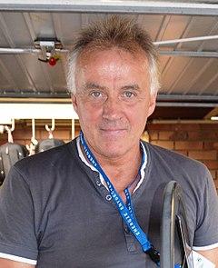 Gerald Mortag 2014 (cropped)
