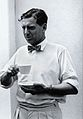 Gerald Pringle. Photograph by L.J. Bruce-Chwatt. Wellcome V0028005.jpg