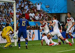 Germany and Argentina face off in the final of the World Cup 2014 05.jpg