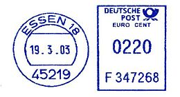 Germany stamp type RB6A.jpg