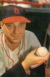 Gerry Staley American baseball player