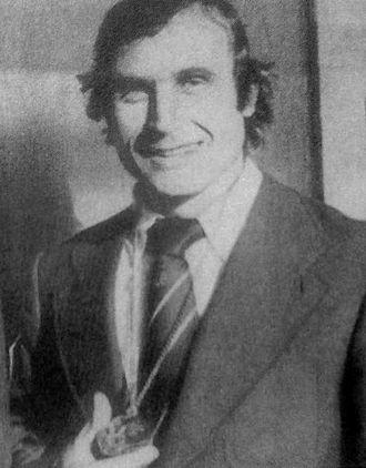 Gheorghe Danielov - Danielov in 1976