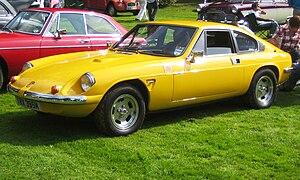 Ginetta Cars - 1974 Ginetta G21
