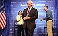 Gingrich and Kasich in Ohio (5124539124).jpg