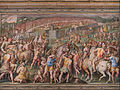 Giorgio Vasari - The storming of the fortress of Stampace in Pisa - Google Art Project.jpg