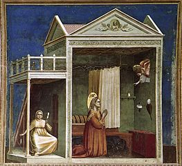 Annunciation to Saint Anne