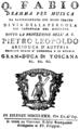 Giovanni Battista Borghi - Quinto Fabio - title page of the libretto - Florence 1780.png