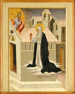 Giovanni di Paolo Saint Catherine of Siena Exchanging Her Heart with Christ.jpg