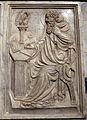 Giovanni di turino, tre pannelli dal pergamo delle prediche, 1423-26, 03.JPG