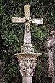 Girona - Sant Pere de Galligants - Cruz 2016-11-13.jpg