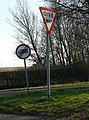 Give Way - geograph.org.uk - 703292.jpg