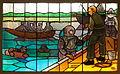Glas in loodramen geschonken aan het Korps Pontonniers, Geniemuseum Vught, foto 5.JPG