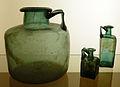 Glasflaschen (Mitte 3. Jh.) Museum Burg Linn.jpg