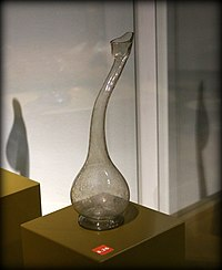 19th-century glass from Persia, The Hague Municipal Museum