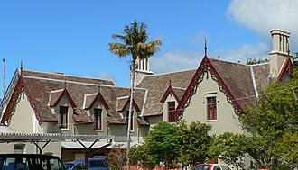 St Kilda East, Victoria - Image: Glenfern east st kilda