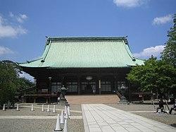 Gokoku-ji (main hall)