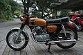 Gold 1972 Honda CB350 twin left.jpg