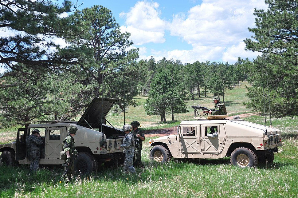 Golden Coyote exercise underway in the Black Hills 120610-A-AB123-003