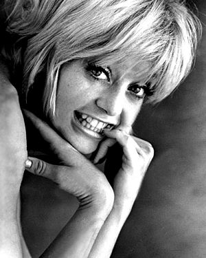 Goldie Hawn - Publicity photo for Cactus Flower (1969)