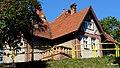 Golub- Polska - Willa Irys przy ulicy PTTK ( Hotel ) - panoramio (1).jpg