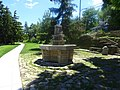Gorers Park Dr. ^ Verna Chval Memorial Fountain - panoramio.jpg