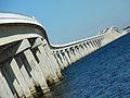 Graceful flowing curves on the Bay St. Louis bridge.jpg