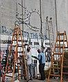 Graffiti of Peace in Bethlehem on Apartheid Wall by Street Artist Kis-Lev9.jpg