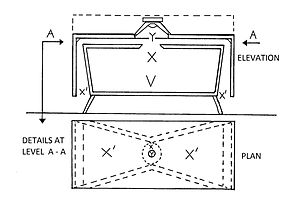 Infrasound - Patent for a double bass reflex loudspeaker enclosure design intended to produce infrasonic frequencies ranging from 5 to 25 hertz, of which traditional subwoofer designs are not readily capable.