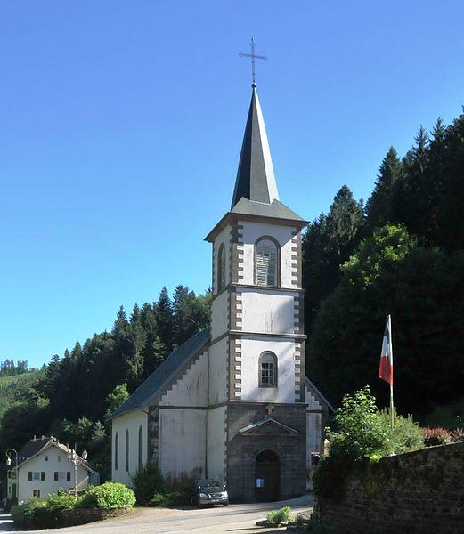 Grandfontaine, Kirche