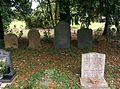 Grave in Churchyard Shelton Notts in 2015.jpg