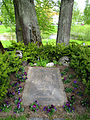 Grave of John, Ester and Bengt Bauer-2.jpg