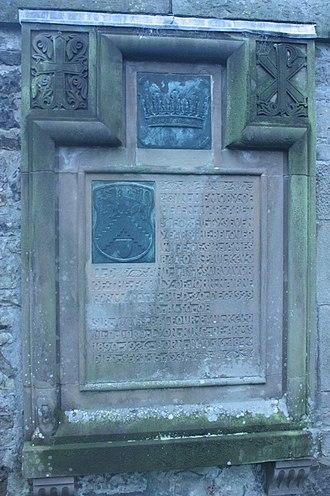 James Balfour Paul - The grave of James Balfour Paul, Dean Cemetery