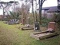 Graveyard, Mountain Chapel, Llanteg - geograph.org.uk - 1058675.jpg