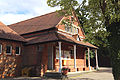 Great Waltham, Essex, England - Village hall 01.JPG