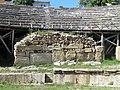 Greek Theatre built in 200 BC, Lychnidos, Ohrid, Republic of Macedonia FYROM (8397102039).jpg