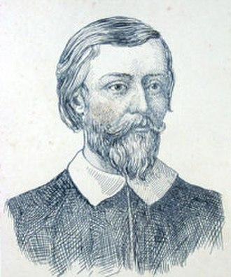 Gregório de Matos - A drawing of Gregório de Matos