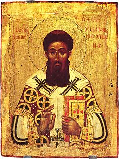 Gregory Palamas Monk and archbishop