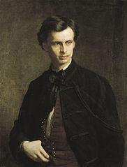 Portrait of János Greguss